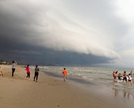 Chiêm ngưỡng những đám mây kì quái từng xuất hiện ở Việt Nam - 3