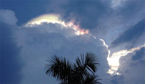 Chiêm ngưỡng những đám mây kì quái từng xuất hiện ở Việt Nam - 7