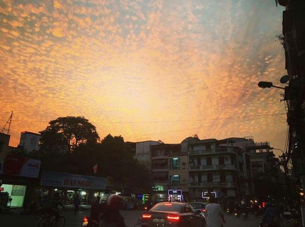 Chiêm ngưỡng những đám mây kì quái từng xuất hiện ở Việt Nam - 5