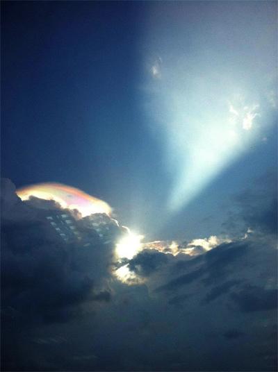 Chiêm ngưỡng những đám mây kì quái từng xuất hiện ở Việt Nam - 8