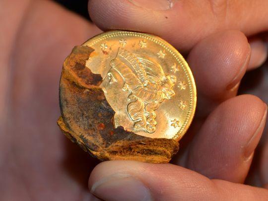 Kho báu 20 tấn vàng chôn vùi cùng 426 người dưới biển Mỹ - 7
