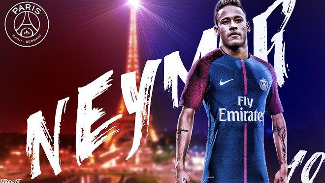 """""""Bom tấn"""" Neymar 222 triệu euro rời Barca: Mô hình V-League chấn động châu Âu - 1"""