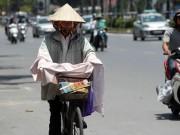 Tin tức trong ngày - Vừa dứt mưa lũ, miền Bắc lại nắng nóng 37 độ C