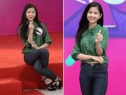 Hot girl  chân khoèo, mắt lác  gây bất ngờ ở cuộc thi Miss Teen