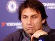 Bóng đá - Chelsea - Conte đá cúp siêu tệ: Sóng gió chờ đón nhà vua