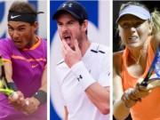 """Thể thao - Tennis 24/7: Sharapova, Nadal, Muray """"hẹn hò"""" trên đất Trung Quốc"""
