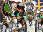 """Bóng đá - Siêu cúp châu Âu Real - MU: """"Trùm"""" chung kết Mourinho gặp """"quái vật"""""""