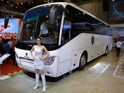 Tin tức ô tô - Scania A50: Xe khách hạng sang giá 5 tỷ đồng ở Việt Nam