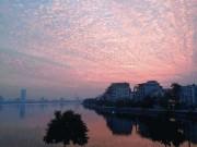 Chiêm ngưỡng những đám mây kì quái từng xuất hiện ở Việt Nam