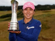 """Thể thao - Golf 24/7: Quái kiệt Hàn Quốc """"đè bẹp"""" nhan sắc Anh, Mỹ"""