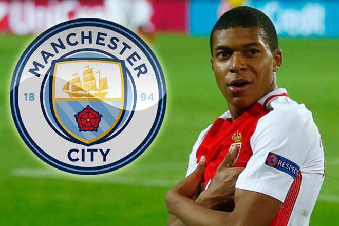 Man City chốt Mbappe 180 triệu euro: Real và PSG sững sờ
