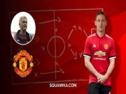 Bóng đá - MU lộ đội hình đấu Real siêu Cúp: Mourinho chơi chiêu hay… lộ thật?