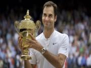 Thể thao - Roger Federer viên mãn tuổi 36: Ông hoàng toàn năng xô đổ thời gian