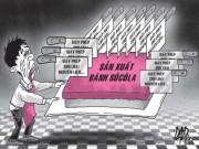 Tài chính - Bất động sản - Một chiếc bánh sôcôla cõng 13 giấy phép