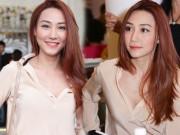 Ngân Khánh dự đám cưới Lê Phương sau 2 năm  ở ẩn