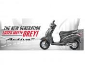 Thế giới xe - Honda Activa 4G màu xám mờ, giá chỉ 18 triệu đồng