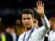 Bóng đá - Ronaldo 32 tuổi đắt hơn Neymar: Real thách MU 300 triệu euro