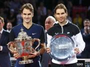 Nadal - Federer  long tranh hổ đấu : Số 1 hay US Open?