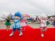 Tài chính - Bất động sản - Khám phá máy bay Hello Kitty dễ thương nhất thế giới