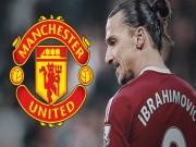 Bóng đá - Chuyển nhượng MU 9/8: Mourinho tuyên bố 99% Ibra ở lại