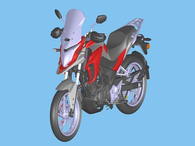 Honda phát triển mô hình Adventure cỡ nhỏ mới