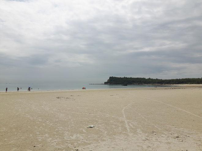 """Gần Hà Nội có một """"hoang đảo Robinson"""" tuyệt đẹp và bình yên đến lạ - 3"""