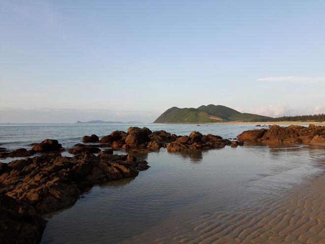 """Gần Hà Nội có một """"hoang đảo Robinson"""" tuyệt đẹp và bình yên đến lạ - 11"""