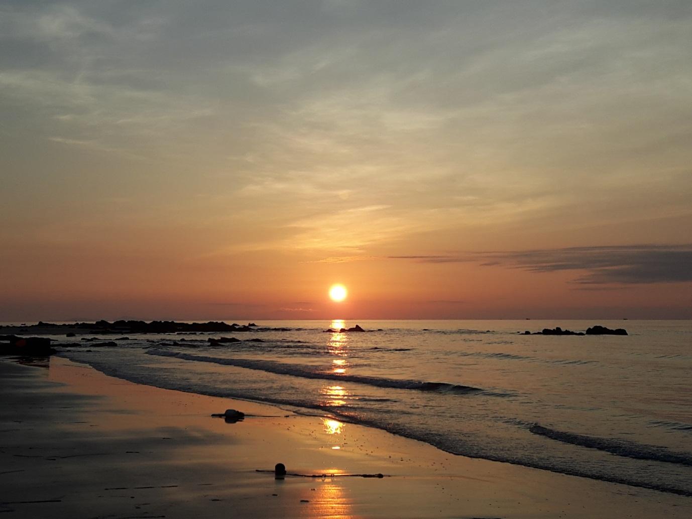 """Gần Hà Nội có một """"hoang đảo Robinson"""" tuyệt đẹp và bình yên đến lạ - 14"""