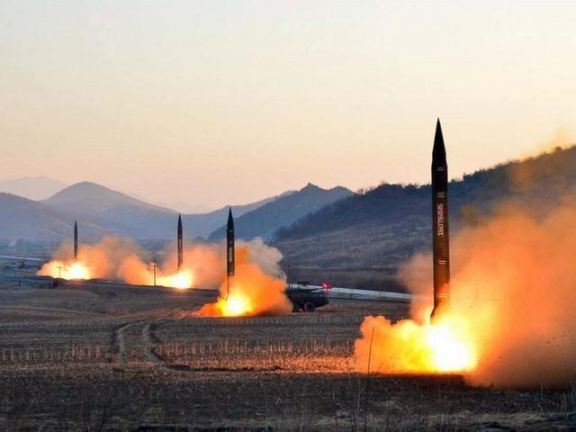 Xem Ảnh đọc báo tin tức Tin thế giới: Chuyên gia đánh giá khả năng Mỹ-Triều Tiên chiến tranh - Điểm nóng và truyện phim nhạc xổ số bóng đá xem bói tử vi 2 nguy cơ chiến tranh mỹ triều tiên