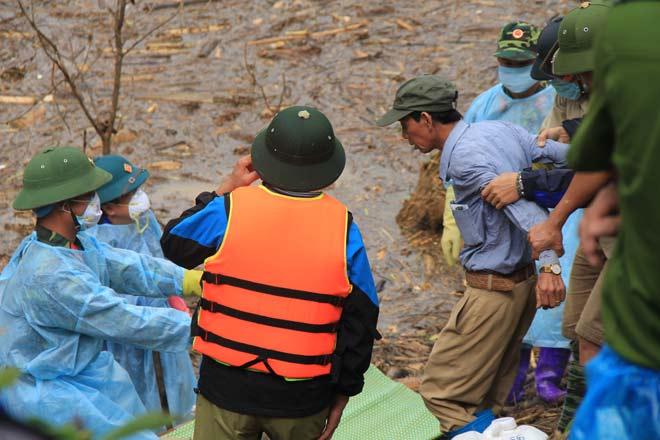 Tìm thấy ba thi thể mất tích trong lũ quét tại Mù Cang Chải