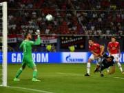 Bóng đá - Chi tiết Real Madrid - MU: Ronaldo vào góp vui (KT)