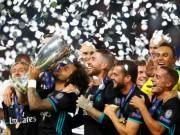 Bóng đá - Real khuất phục MU, nghẹn ngào hạnh phúc lên đỉnh châu Âu