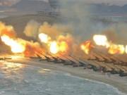 Thế giới - Bị Trump đe dọa, Triều Tiên cân nhắc dùng tên lửa Hwasong-12 nghiền nát Guam