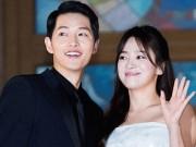Choáng với hậu trường tiệc cưới tiền tỷ của Song Hye Kyo - Song Joong Ki