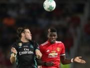 Bóng đá - MU thua Real: Tỷ số sát nút nhưng đẳng cấp xa vời