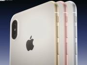 Dế sắp ra lò - Tuyển tập concept iPhone 8 mới nhất của nhà thiết kế Martin Hajek