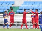 Bóng đá - U23 Việt Nam - Busan FC: Ngược dòng ngoạn mục, Công Phượng tỏa sáng