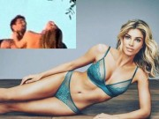 """Thời trang - Sự thực vụ Top 3 Hoa hậu Brazil 2004 """"mây mưa"""" nơi công cộng"""