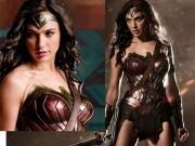 """"""" Nữ anh hùng sexy nhất """"  tập nặng để có dáng triệu người mê"""