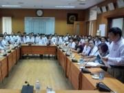 Tin tức trong ngày - Vụ chạy thận 8 người chết: Cách chức Giám đốc BV Hoà Bình 1 năm