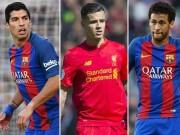 Bóng đá - Coutinho 120 triệu euro: Kế thừa Neymar, trái ngọt như Suarez