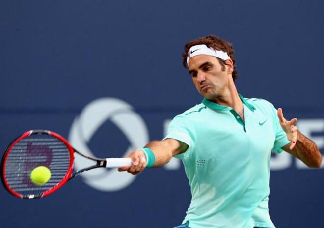 "Federer - Polansky: 53 phút ""sấm sét"" (V2 Rogers Cup)"