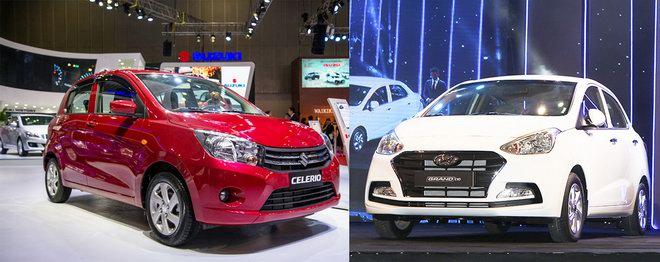 """Suzuki Celerio và Hyundai Grand i10: """"Mèo nào cắn mỉu nào?"""" - 3"""