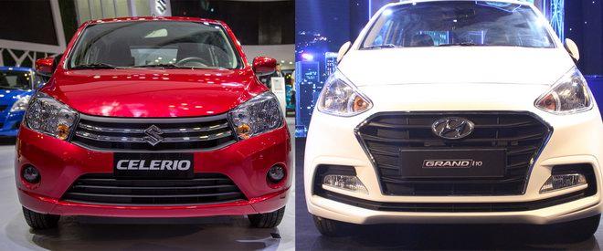 """Suzuki Celerio và Hyundai Grand i10: """"Mèo nào cắn mỉu nào?"""" - 4"""