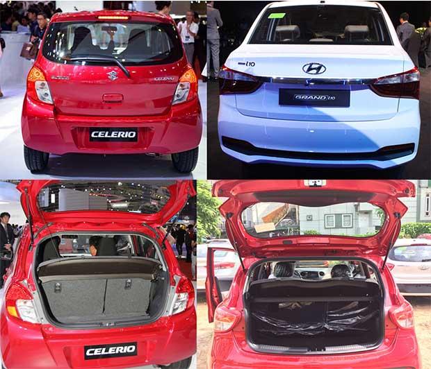 """Suzuki Celerio và Hyundai Grand i10: """"Mèo nào cắn mỉu nào?"""" - 8"""