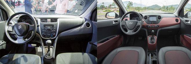 """Suzuki Celerio và Hyundai Grand i10: """"Mèo nào cắn mỉu nào?"""" - 9"""