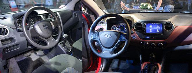 """Suzuki Celerio và Hyundai Grand i10: """"Mèo nào cắn mỉu nào?"""" - 10"""