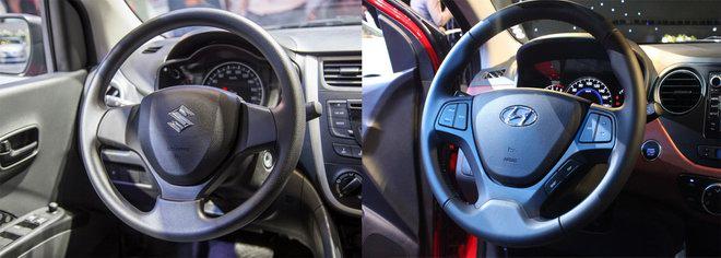"""Suzuki Celerio và Hyundai Grand i10: """"Mèo nào cắn mỉu nào?"""" - 11"""