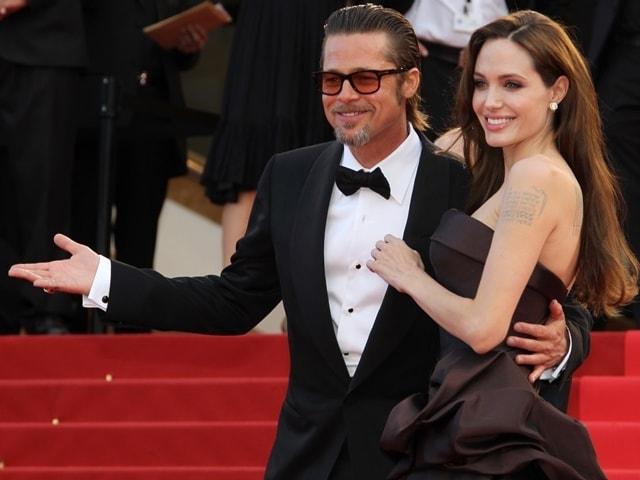 """""""Angelina Jolie và Brad Pitt tái hợp"""" chỉ là tin vịt? - 5"""