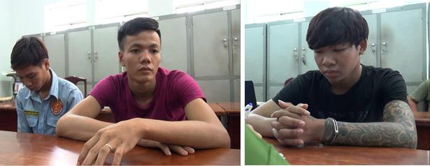 Băng nhóm có dao cướp xe của tài xế Grabbike ở Sài Gòn sa lưới